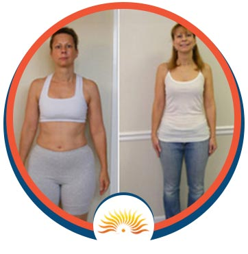 Before and After Images - InShape Medical in Cary, NC